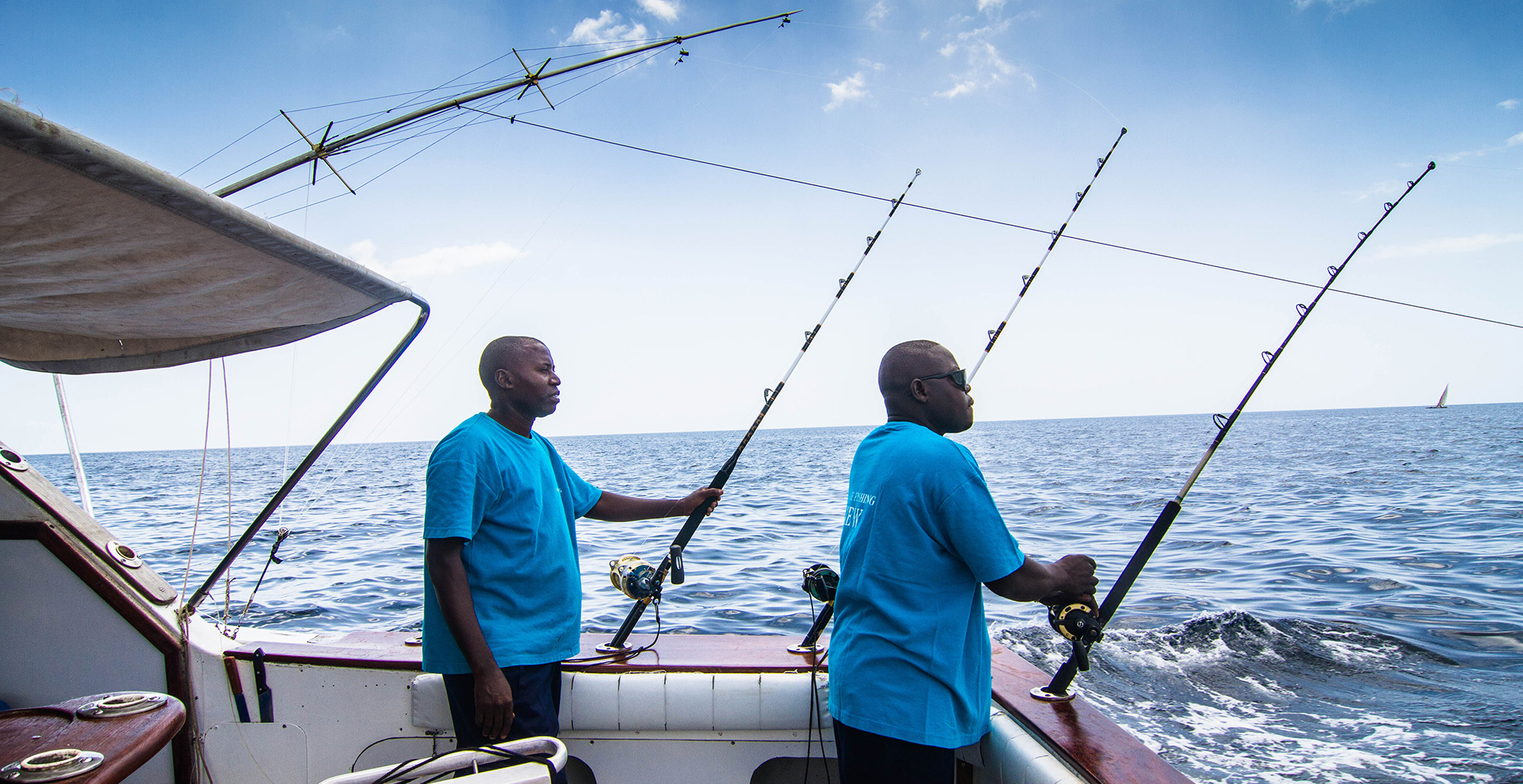 Best time to visit Kenya-Fishing at Hemingways Watamu