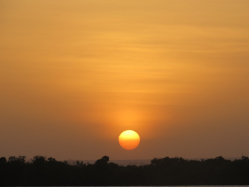 Sunset at Mida Creek-Hemingways Watamu