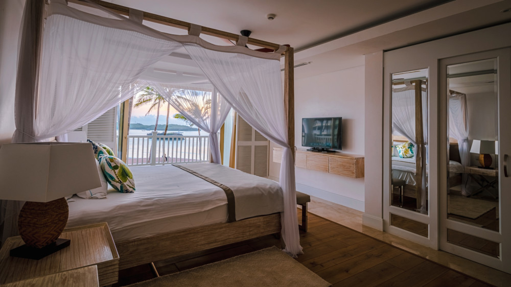 Hemingways Residences Master Bedroom